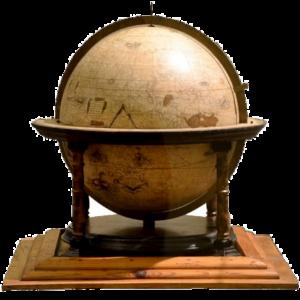 Globo terráqueo antiguo, comprador de globos terráqueos antiguos
