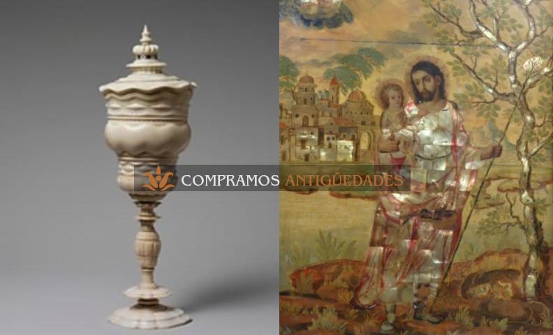 Antigüedades religiosas en Granada, comprador de antigüedades religiosas en Granada