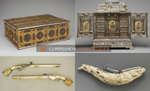 Compra venta antigüedades Cartagena