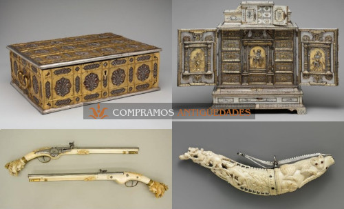 Compra venta antigüedades Córdoba