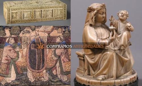 Compra venta antigüedades Granada