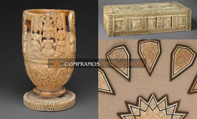 Compra venta antigüedades Jaén