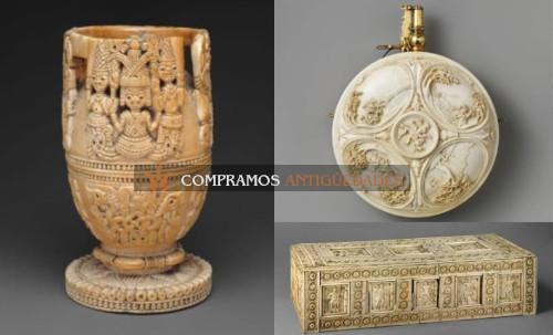 Compra venta antigüedades Sevilla