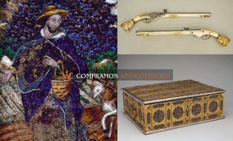 Subastas de antigüedades en Granada, tienda de antigüedades en Granada