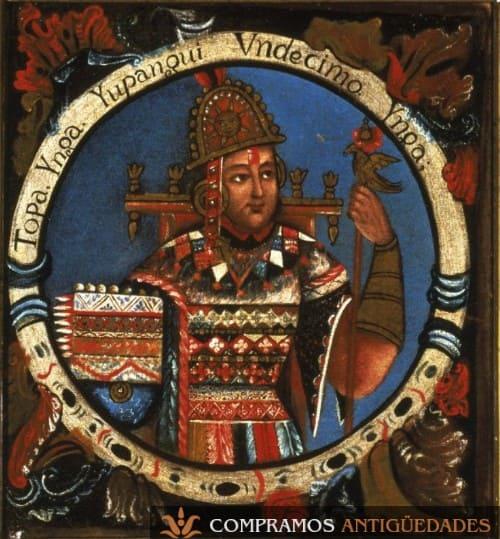 11-retrato-antiguo-oleo-inca-tupac-yupanqui