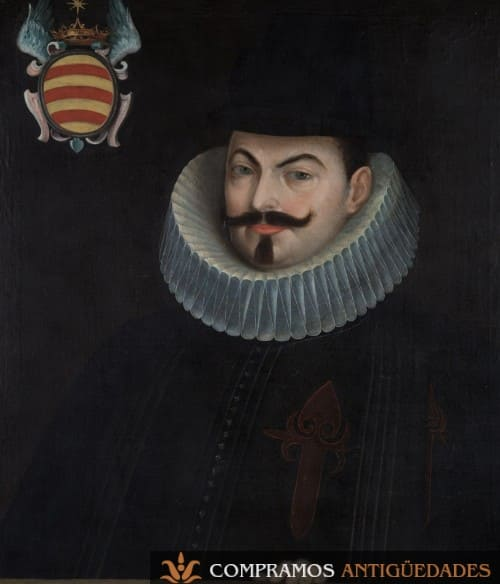 13-retrato-siglo-xvii-vender-virrey-fernández