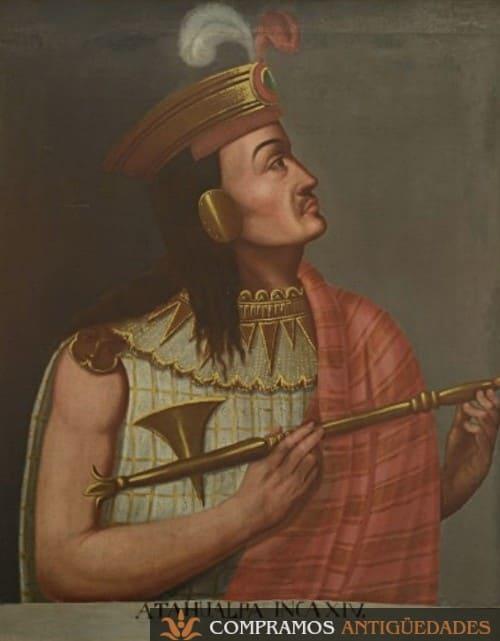 14-oleo-lienzo-antiguo-siglo-xviii-inca-atahualpa
