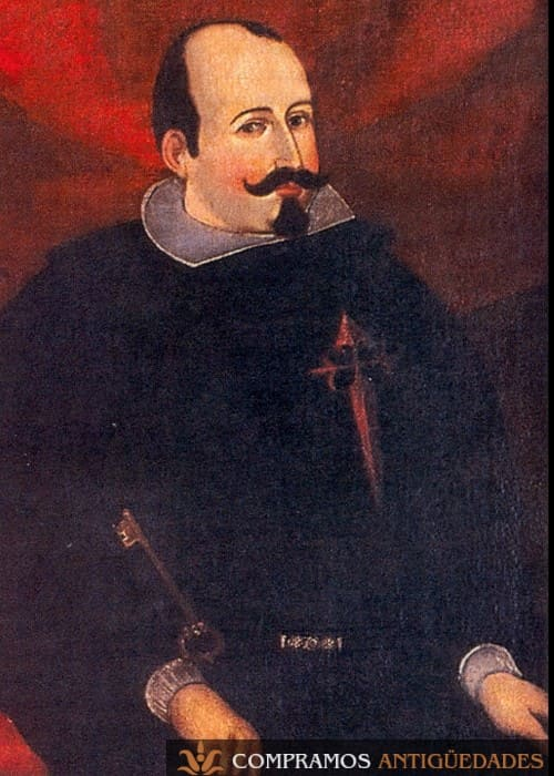 14-retrato-antiguo-compra-virrey-peru-fernández-cabrera