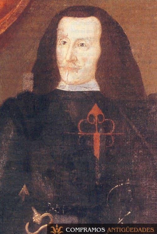 18-retrato-siglo-xvii-virrey-peru-santisteban
