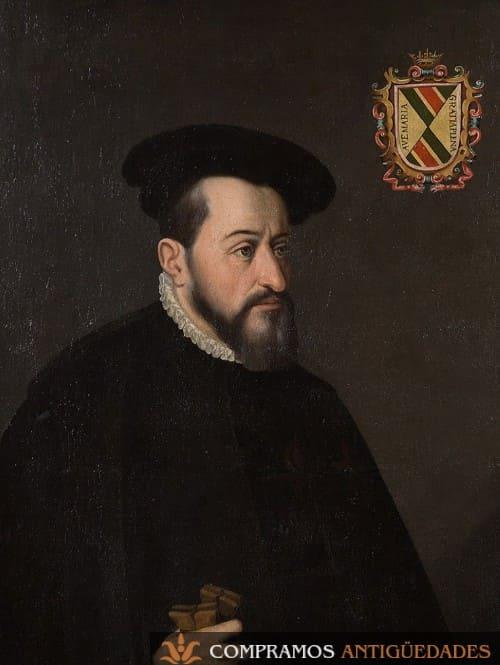 2-retrato-siglo-xvi-compra-virrey-antonio-mendoza