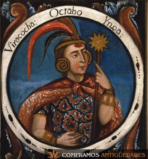 8-pintura-antigua-oleo-lienzo-inca-huiracocha