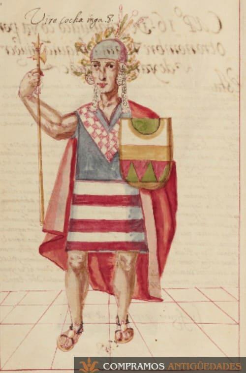 8-retrato-antigu-siglo-xvii-huiracocha