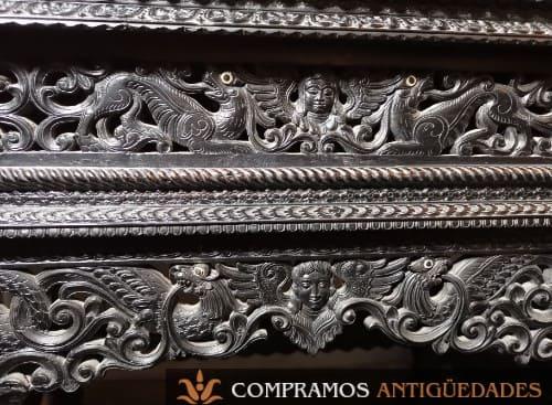 bargueños artesanal antiguo