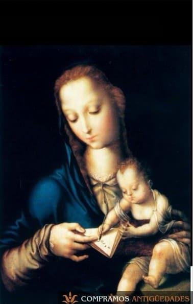Vender cuadros antiguos del siglo XVI, comprador de cuadros del siglo XVI