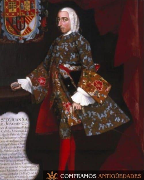 Retratos de cargos oficiales antiguos, retrato de cargos oficiales