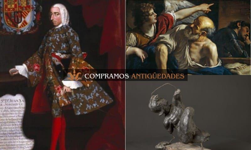 Tasación de objetos antiguos, subastas de antigüedades en Zamora, tienda de antigüedades en Zamora