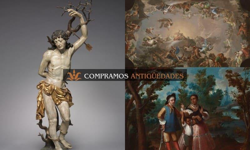 Compra Venta de Antigüedades religiosas en Bilbao, comprador de antigüedades religiosas en Bilbao