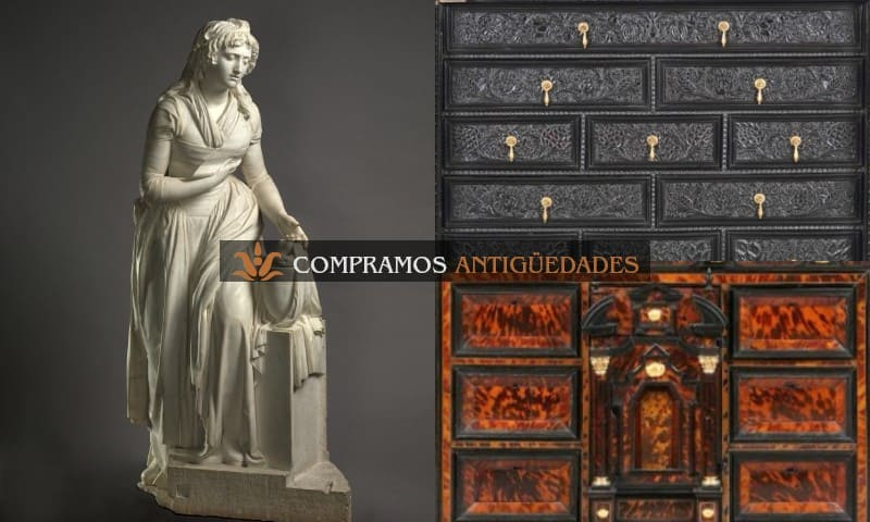 Compramos antigüedades, estatuas, muebles.. ¡Descubre donde vender tus antigüedades en Zamora al mejor precio!