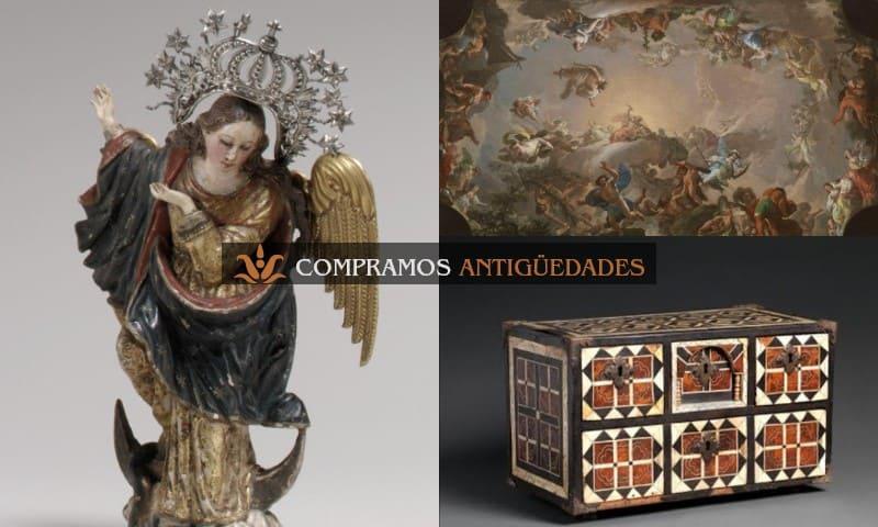 Compramos antigüedades en Bilbao, Ofrecemos mejores precios que en las subastas de antigüedades