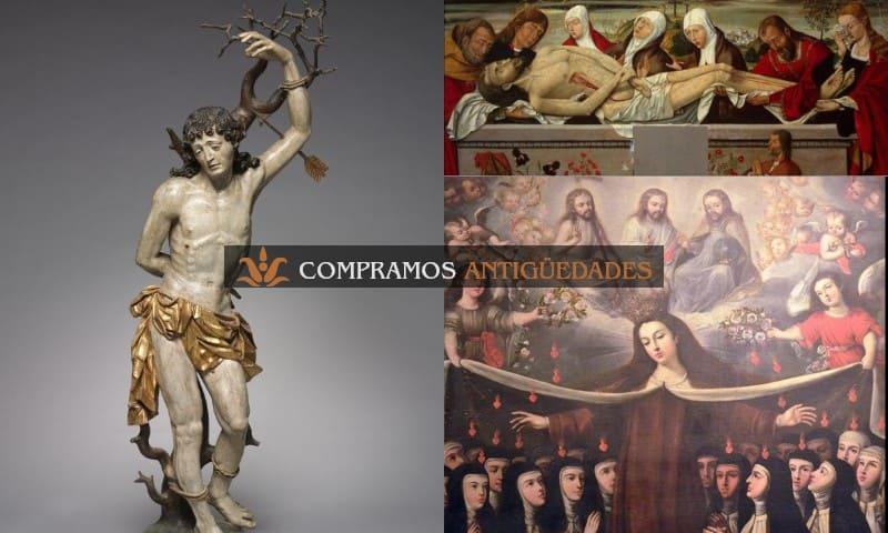 Compra Venta de Antigüedades religiosas en Zamora, comprador de antigüedades religiosas en Zamora